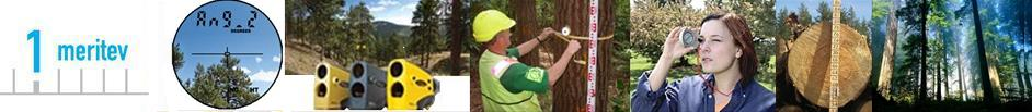 GOZDARSTVO merilna oprema gozdarski meter premerka kompas padomer