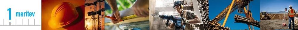 Merilna oprema za gradbeništvo, gozdarstvo, geologijo, okolje, strojnišvo, orodje