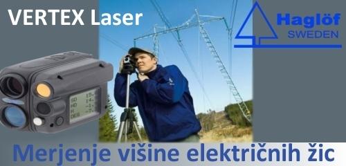 Haglof Vertex laserski meter