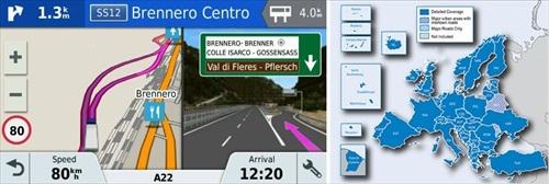 GARMIN GPS za AvtoBUS Dezl 580LMT-D navigacija za avtobuse
