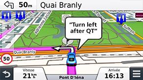 Garmin GPS navigacija
