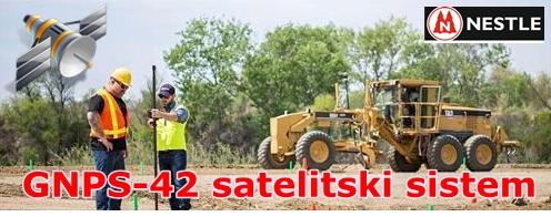 NESTLE GNPS-42Terenski GIS GPSsatelitski sistem