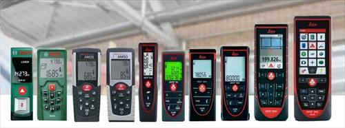 Laserski meter predstavitev merilnikov dolžine
