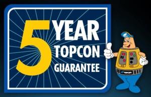 Laserski nivelir TOPCON garancija