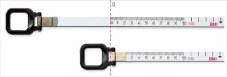 METER VILICE BMI začetek tračnega metra