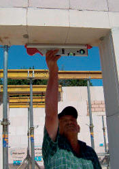 BMI ideeFIX teleskopski meter