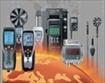 Okiljski merilniki - temperatura, pretok zraka, svetloba, hrup, štoparice