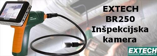 EXTECH BR250 inšpekcijska boreskopska kamera
